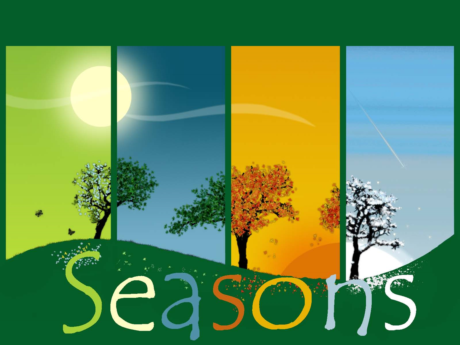 Understanding Seasons
